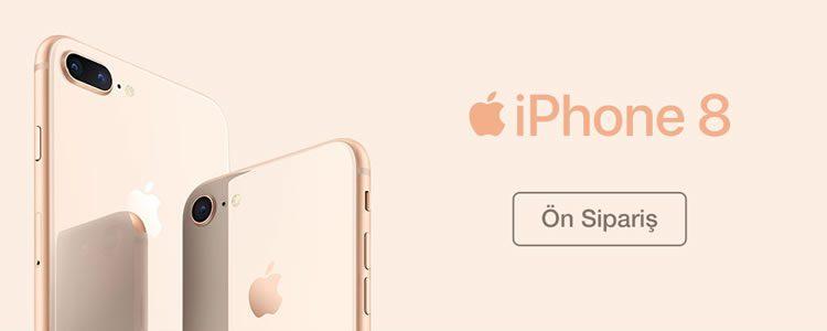 iPhone 8 Fiyatı Belli Oldu, Ön Sipariş Başladı