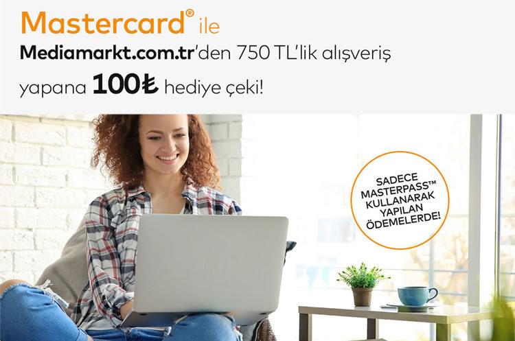 100 TL Media Markt Hediye Çeki
