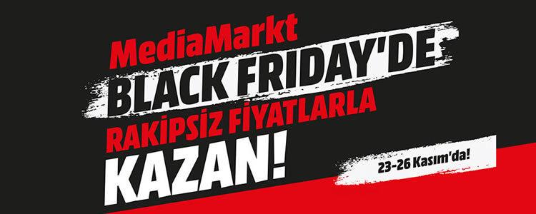 Media Markt Black Friday İndirimi!