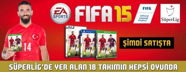 FIFA 15 Media Markt'ta