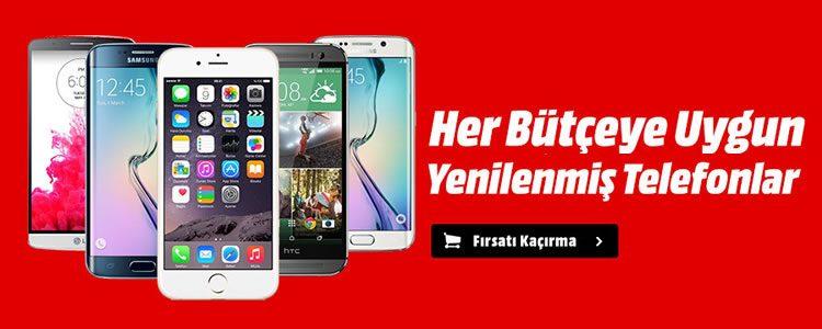 Media Markt - Yenilenmiş, Garantili Cep Telefonları Media Markt'ta!