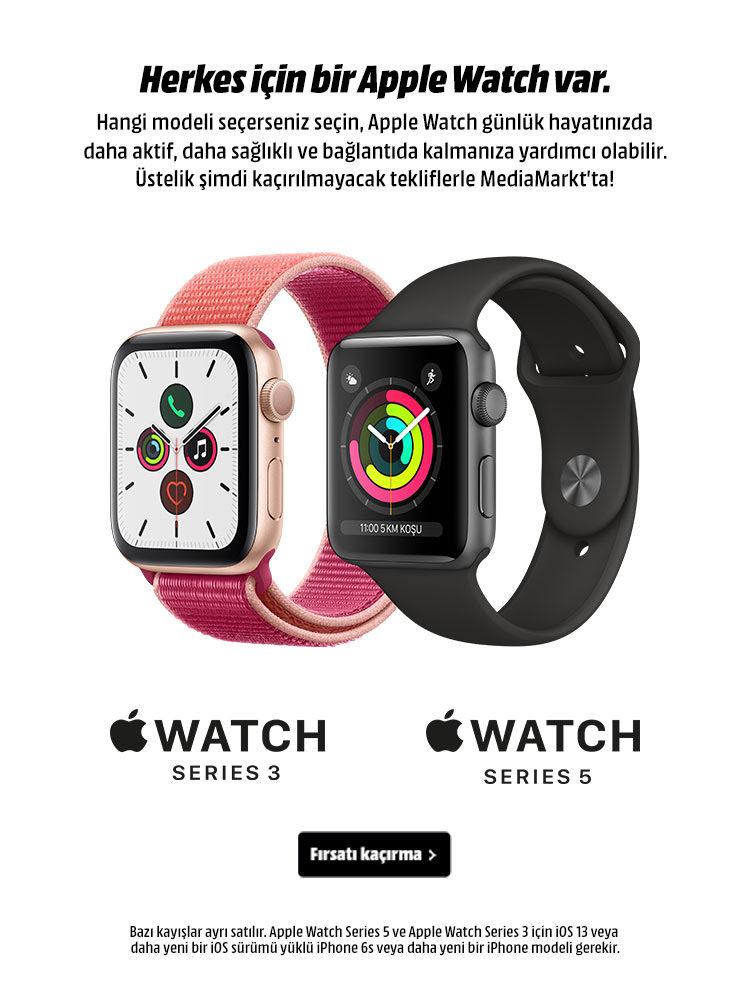 Herkes İçin Bir Apple Watch Var!