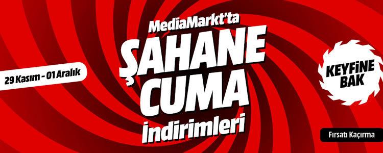 %70'e Varan Media Markt Şahane İndirimlerinde SON GÜN!