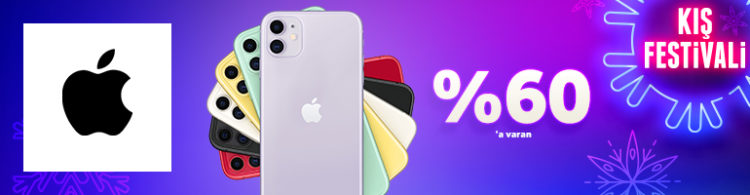 Apple'da %60'a Varan İndirim!