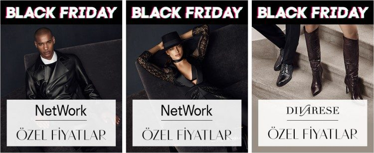 Morhipo'da En Sevilen Markalarda Black Friday İndirimi