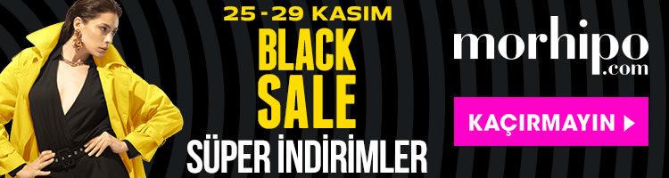 Morhipo Black Sale Başladı!