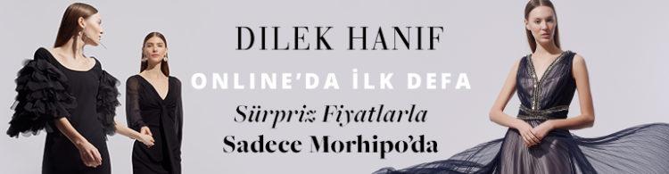 Dilek Hanif Online'da İlk Kez Morhipo'da!