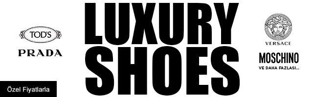 Dünyaca Ünlü Ayakkabılarda Özel İndirim
