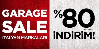 İtalyan Ayakkabı Markalarında Garage Sale