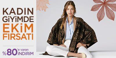 Binlerce Ürünle Kadın Giyimde Büyük Fırsat!