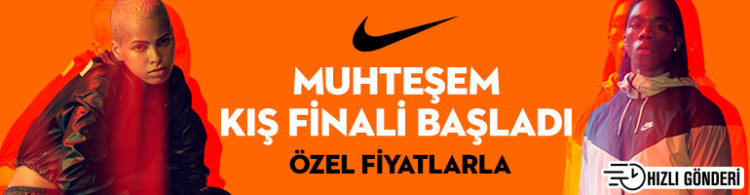Nike Muhteşem Kış Finali