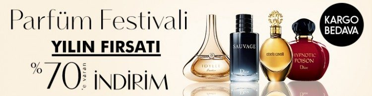 Morhipo Parfüm Festivali