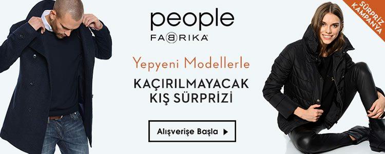 People by Fabrika Kış Süprizi