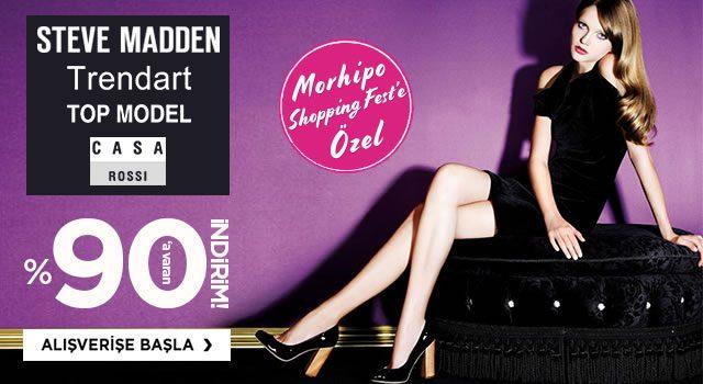 Steve Madden, Trendart ve Top Model İndirim Kampanyası