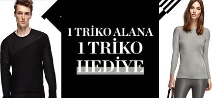 Beymen Business, Fabrika, Network, Que Trikolarda 1 Alana 1 Bedava!