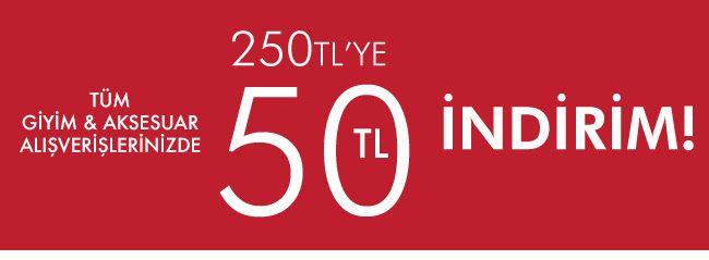Mudo Alışverişleri 50 TL İndirimli