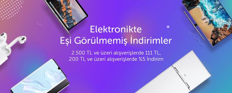 111 TL n11 İndirim Kodu [Elektronik]