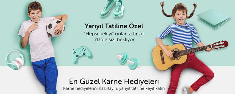 Yarıyıl Tatiline Özel Hediye Fırsatları