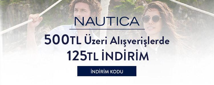 125 TL Nautica İndirim Kodu