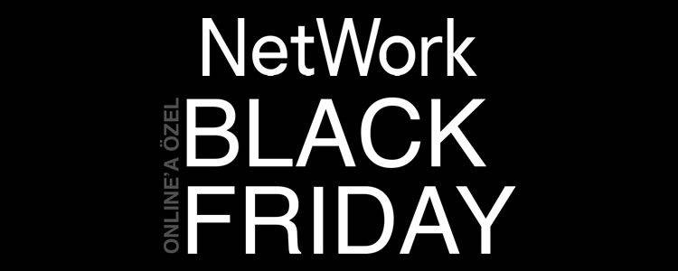 Network'te Black Friday Başladı!