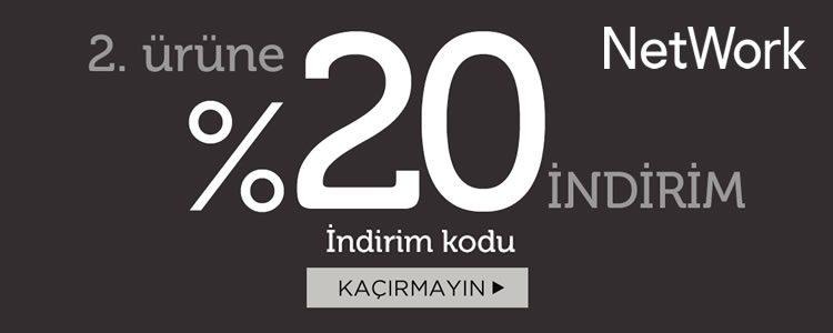 %20 NetWork İndirim Kuponu