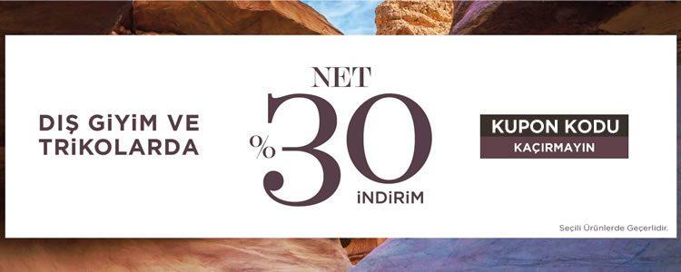 %30 NetWork İndirim Kuponu