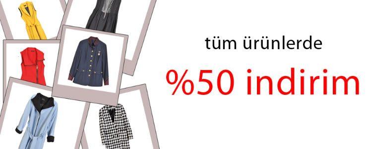 %50 Nocturne İndirim Kampanyası