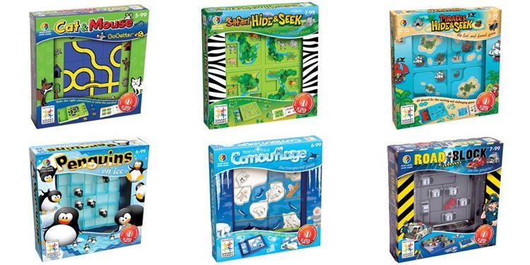 Hem Çocuklara, Hem Yetişkinlere: Smart Games Zeka Oyunları İndirimde