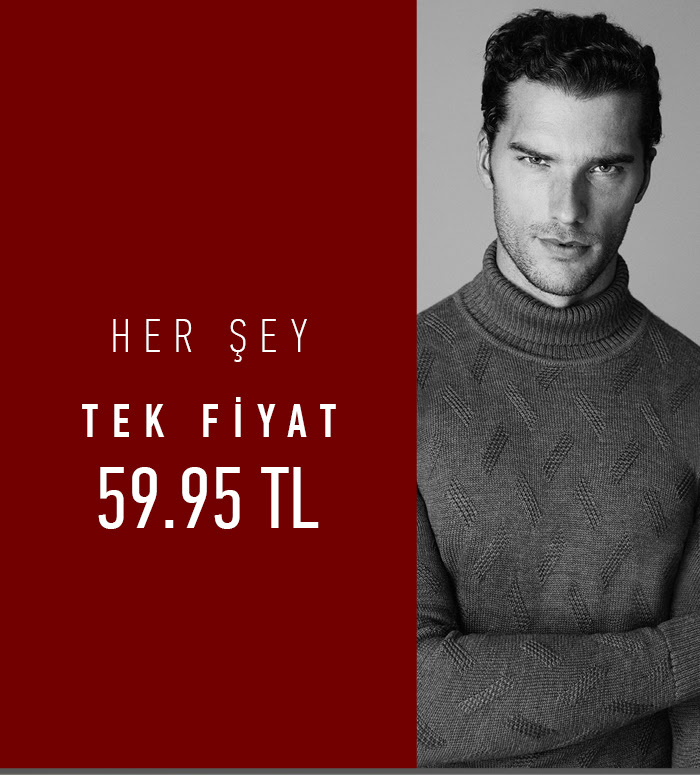 Her Şey Tek Fiyat 59,95 TL