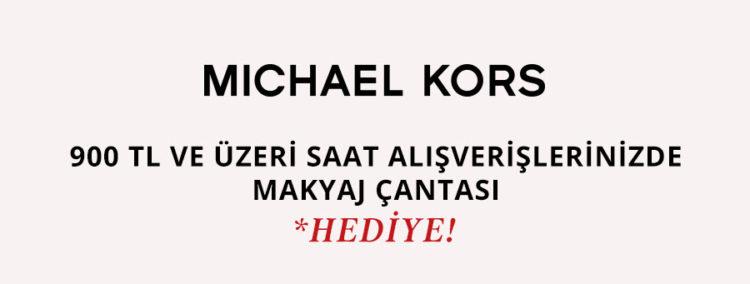 Michael Kors Makyaj Çantası Sepetinde Seni Bekliyor!