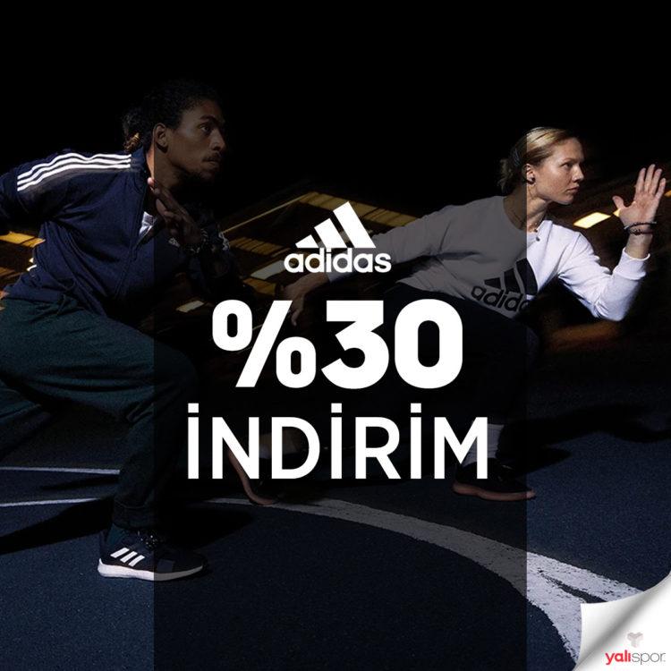Adidas'ta Net %30 İndirim!