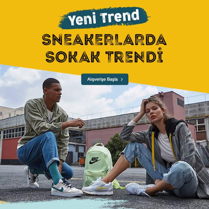 49,99 TL'den Başlayan Yeni Trend Sneakerlar
