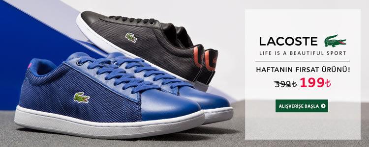 Lacoste Sneaker 199 TL