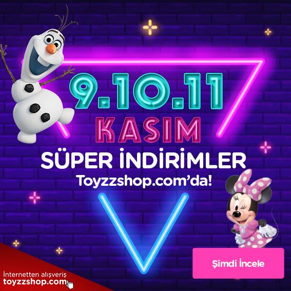 Toyzz Shop'ta Süpriz İndirimler!