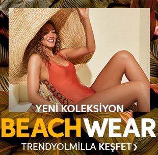 TRENDYOLMİLLA 'da Beachwear Yeni Sezon