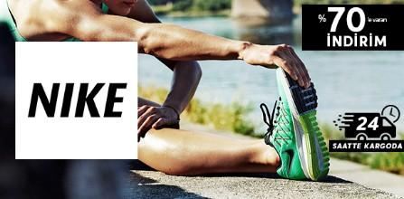 %70'e Varan Nike İndirimi