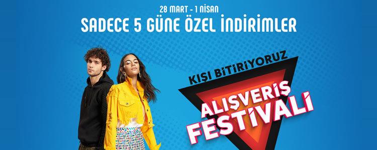 Trendyol Alışveriş Festivali Başladı!