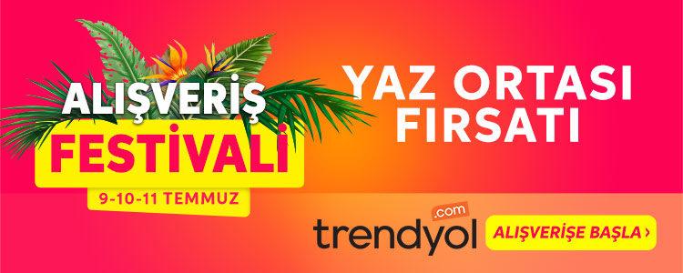 Trendyol Alışveriş Festivali!