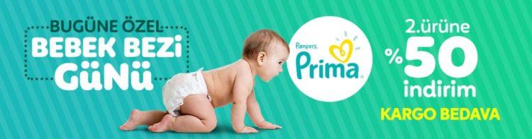 Prima Bebek Bezi Günleri
