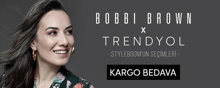Bobbi Brown İlk Kez Trendyol'da!