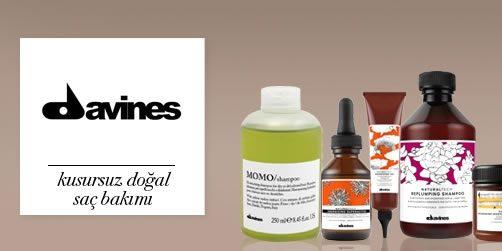 İndirimli Davines Ürünleriyle Sağlıklı Saçlar