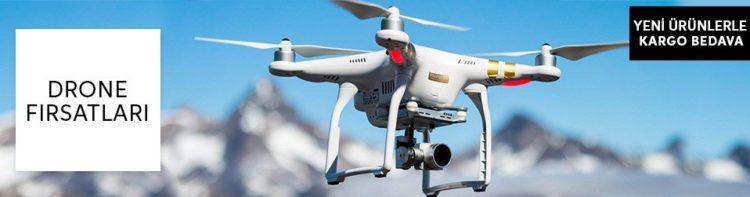 Trendyol'da Drone Fırsatları!