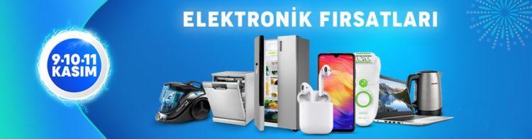 11.11'e Özel Elektronik Fırsatları
