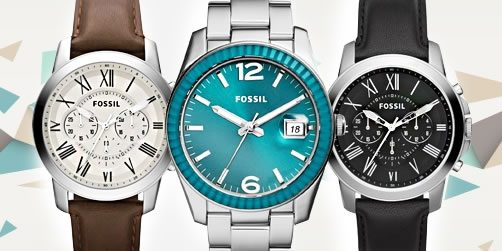 Guess, Lacoste, Fossil, Seiko ve Diğer Ünlü Markaların Saatlerinde Özel İndirim