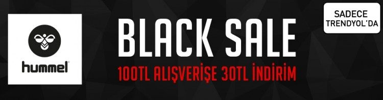 Hummel Black Sale: 30 TL Ekstra İndirim