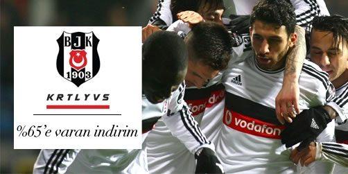 Beşiktaş - Kartal Yuvası Ürünleri %65 İndirimde