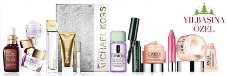 Kozmetik Ürün Setlerinde Yılbaşı İndirimi