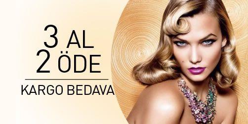 L'Oréal Ürünlerinde 3 Al 2 Öde Fırsatı