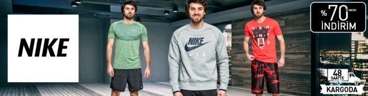 Nike Sezon Ürünlerinde %70'e Varan İndirim