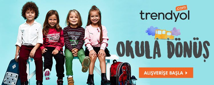 Trendyol ile Okula Dönüş!
